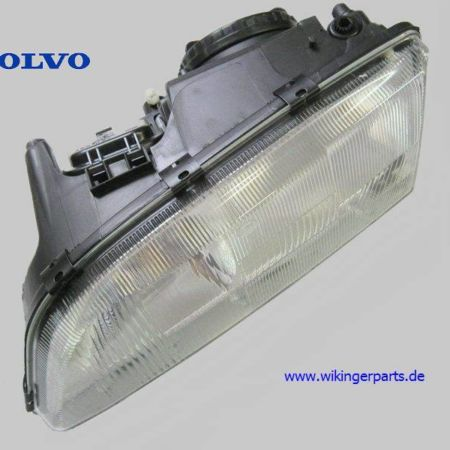 Volvo Headlamp 8628617