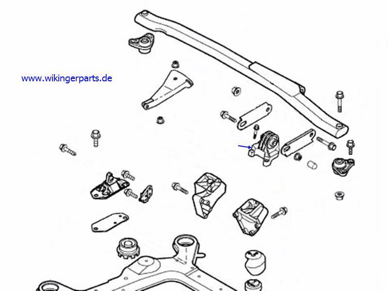 Volvo S80 Front Suspension Parts Diagram on volvo s60 engine mount diagram