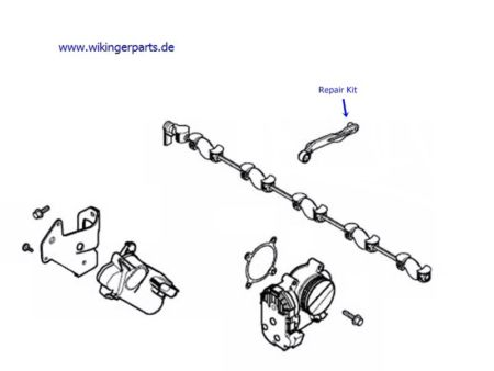 Volvo Fixation Kit 31293291