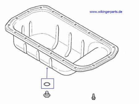 Volvo Sealing Ring 30735089
