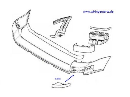 404720 likewise Dodge Grand Caravan Rear Bumper Parts Diagram furthermore Toyota Highlander Body Parts Diagram besides 2007 Toyota Camry Gas Type moreover Saab 9 5 Window Schematic. on 2003 saab 9 3 rear bumper
