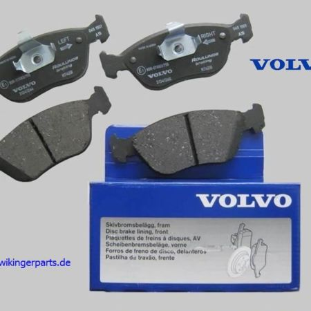 Volvo Brake Pad Kit 31341243