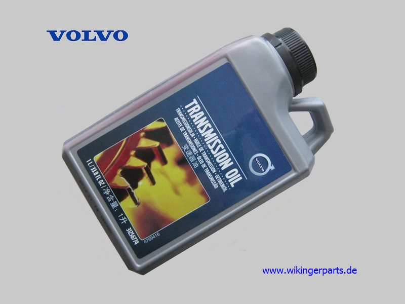Volvo Transmission Oil 31256774
